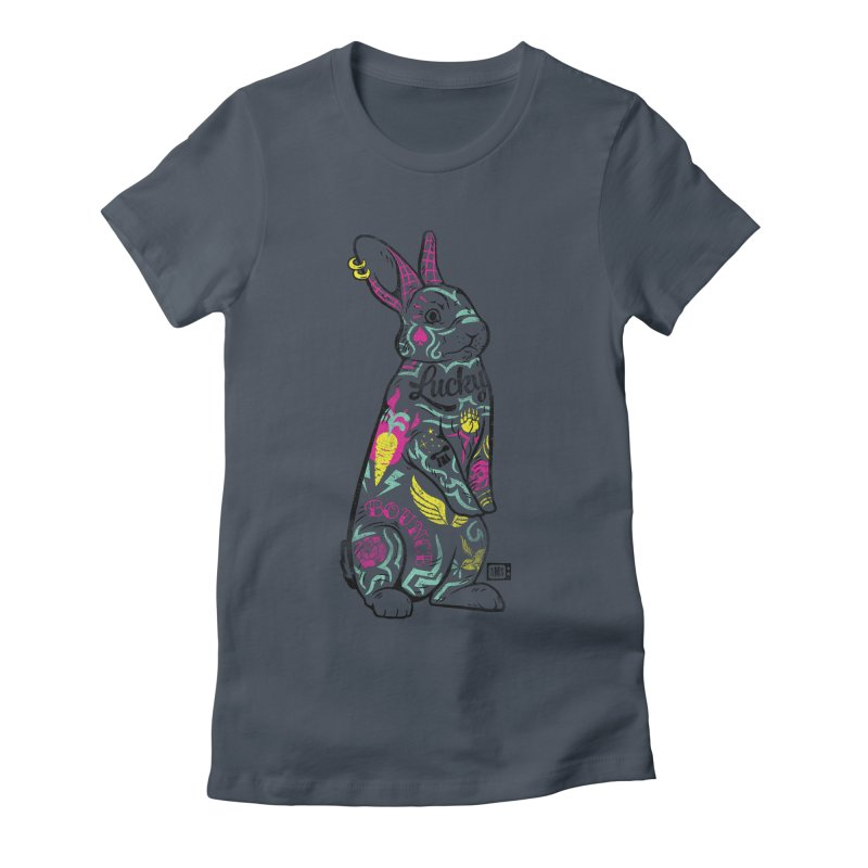 Lucky Women's T-Shirt by Saturday Morning Society
