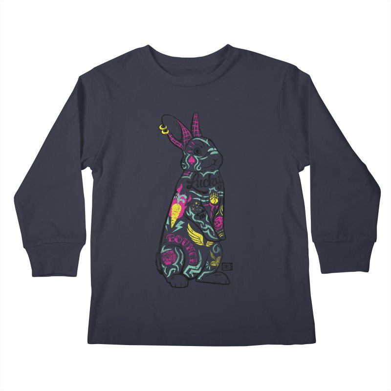 Lucky Kids Longsleeve T-Shirt by Saturday Morning Society