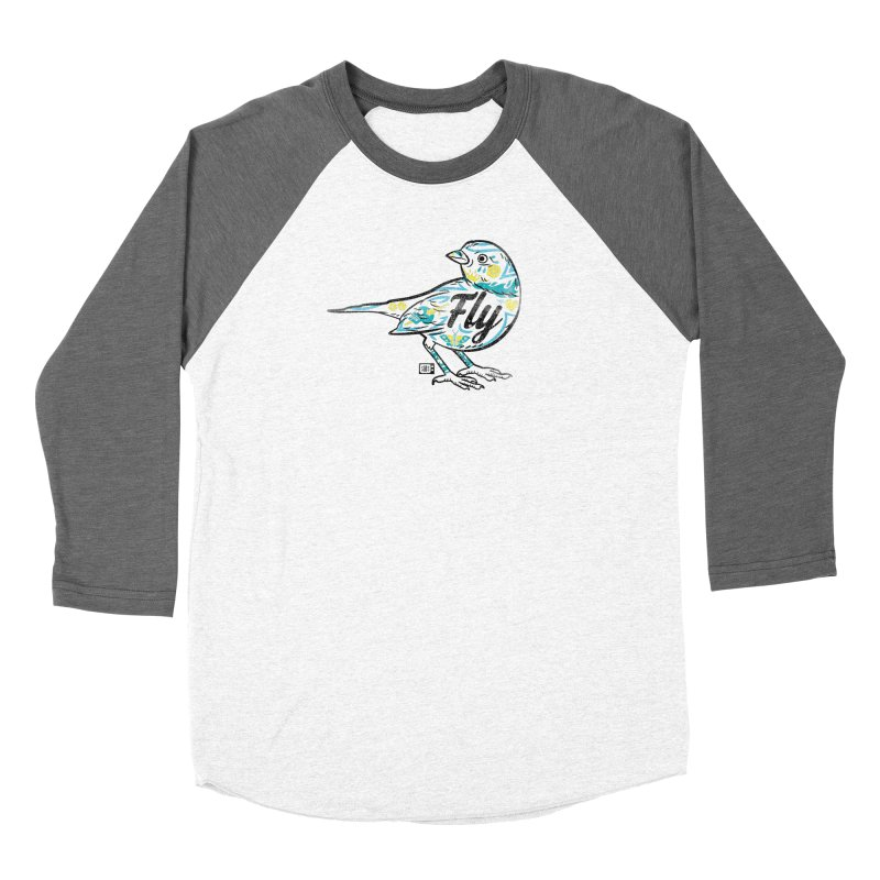 Fly Guy Women's Longsleeve T-Shirt by Saturday Morning Society