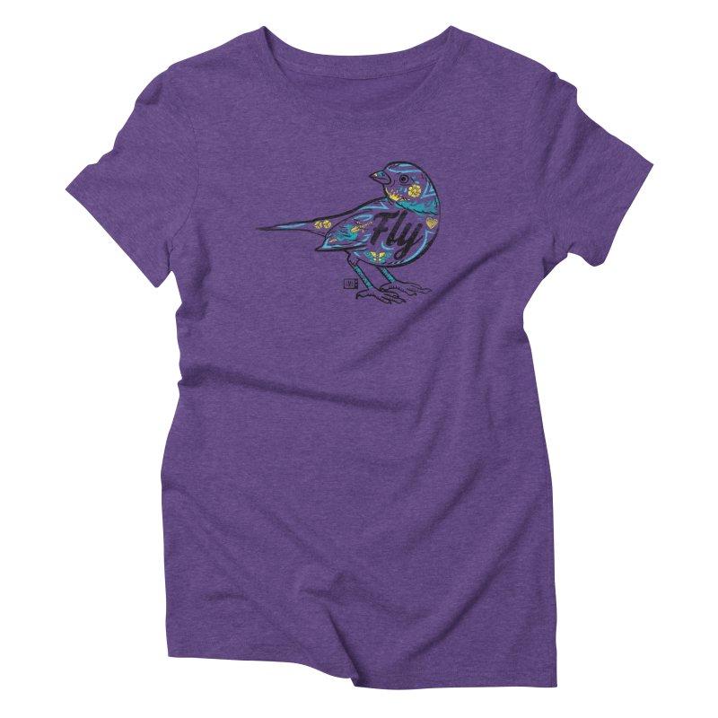 Fly Guy Women's T-Shirt by Saturday Morning Society