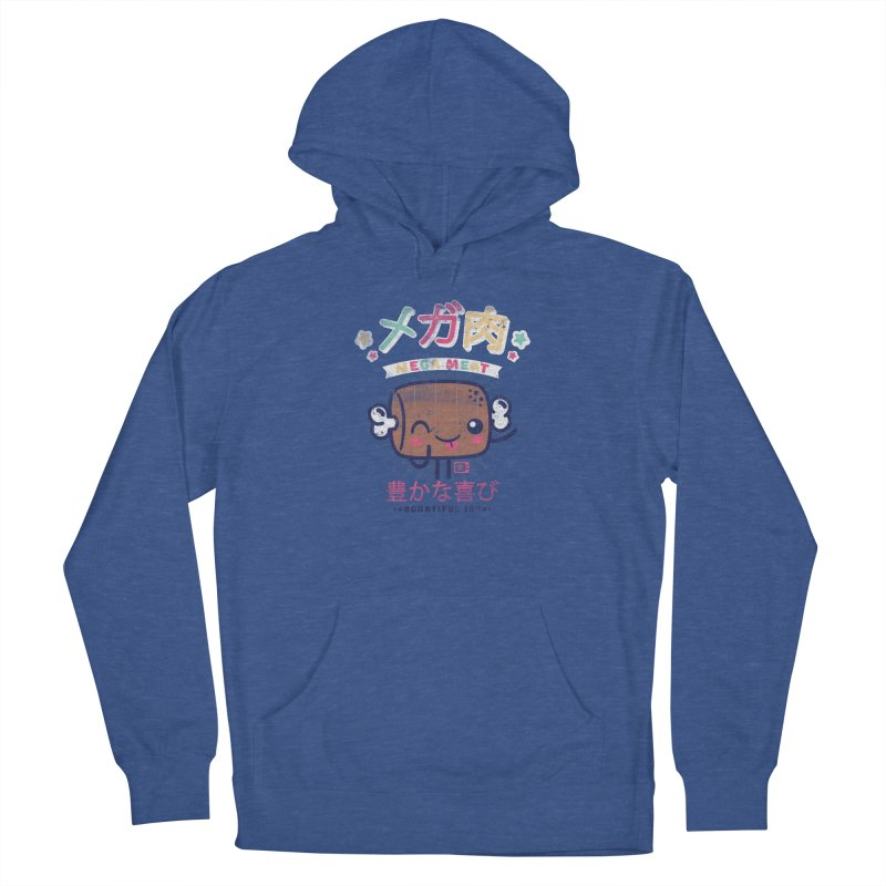 Mega Meat Men's Pullover Hoody by Saturday Morning Society