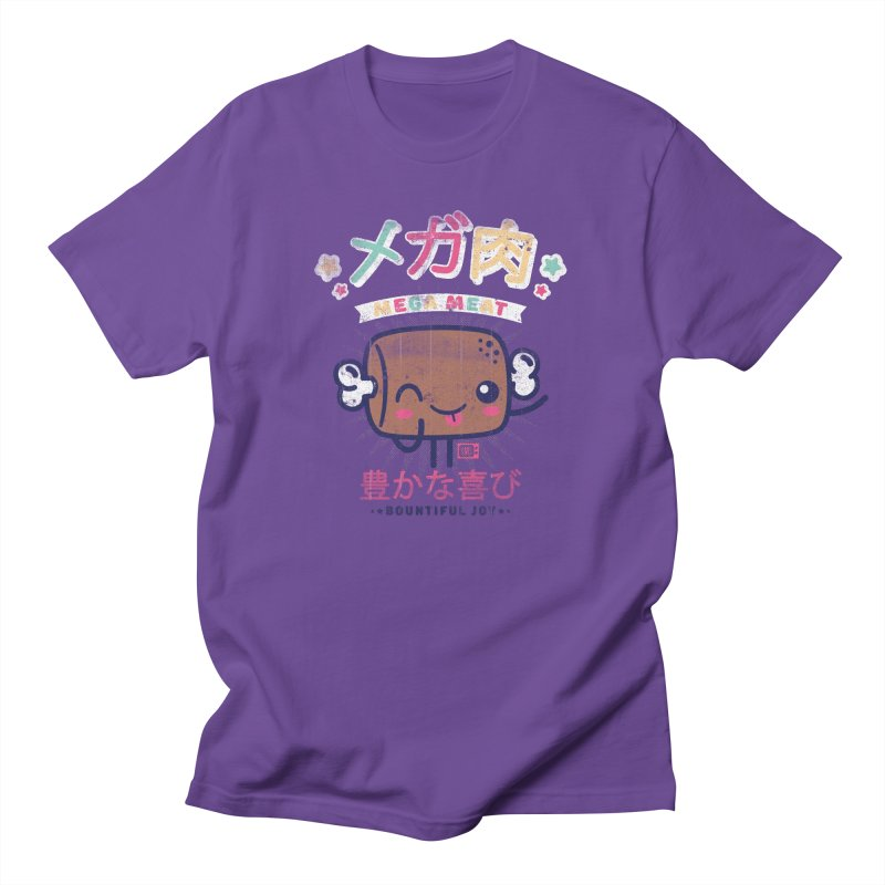 Mega Meat Men's T-Shirt by Saturday Morning Society