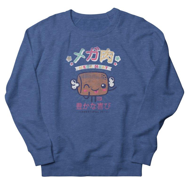 Mega Meat Men's Sweatshirt by Saturday Morning Society