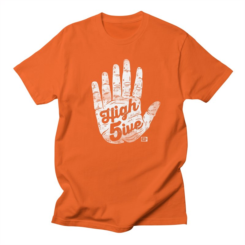 High 5ive Men's T-Shirt by Saturday Morning Society