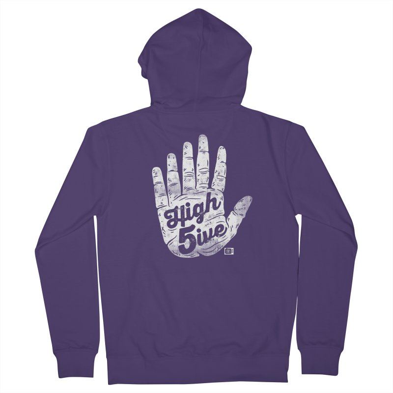 High 5ive Women's Zip-Up Hoody by Saturday Morning Society