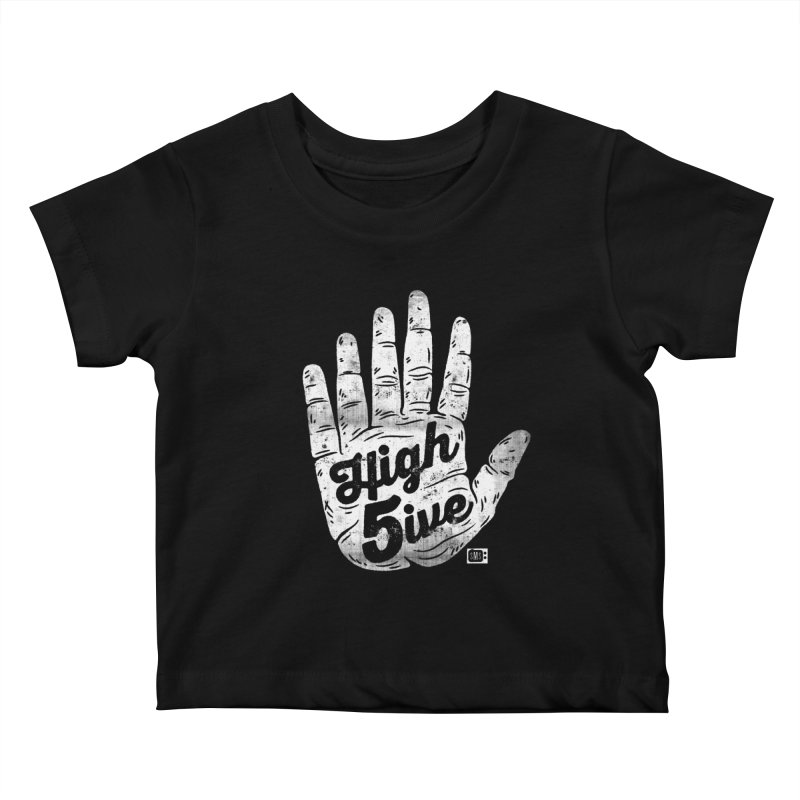 High 5ive Kids Baby T-Shirt by Saturday Morning Society