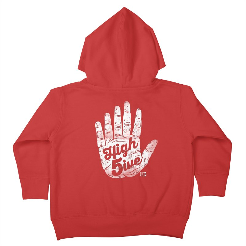 High 5ive Kids Toddler Zip-Up Hoody by Saturday Morning Society