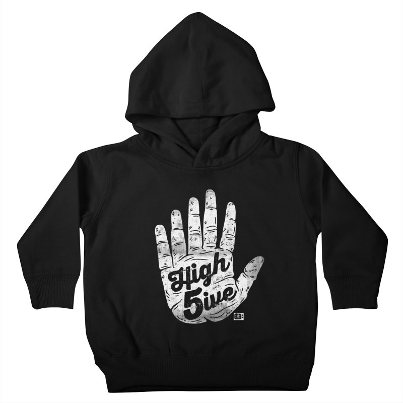 High 5ive Kids Toddler Pullover Hoody by Saturday Morning Society