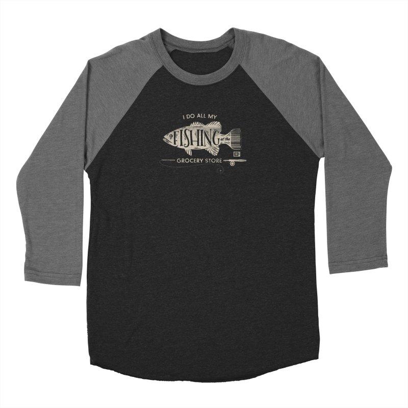 Fishin' Fo' Life Men's Longsleeve T-Shirt by Saturday Morning Society