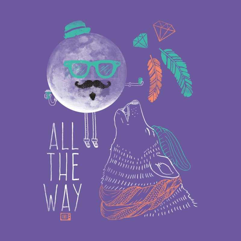 All the Way Women's Tank by Saturday Morning Society