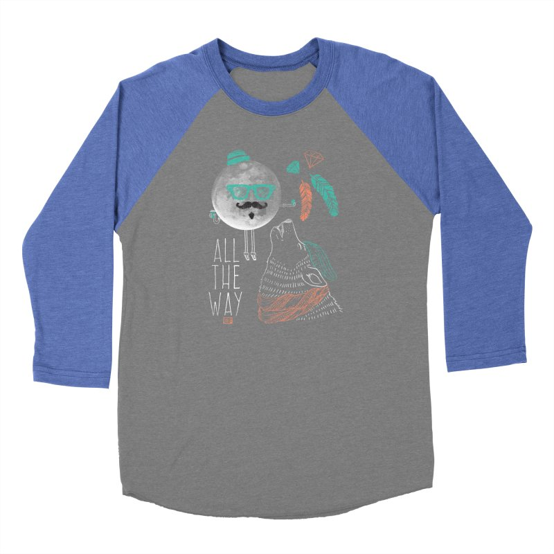 All the Way Women's Longsleeve T-Shirt by Saturday Morning Society