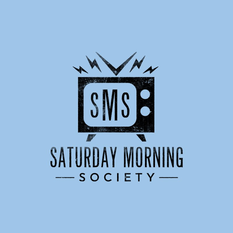 SMS Logo Tee Women's V-Neck by Saturday Morning Society