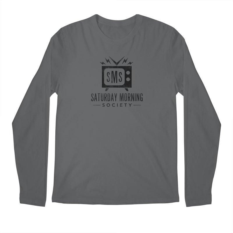 SMS Logo Tee Men's Longsleeve T-Shirt by Saturday Morning Society