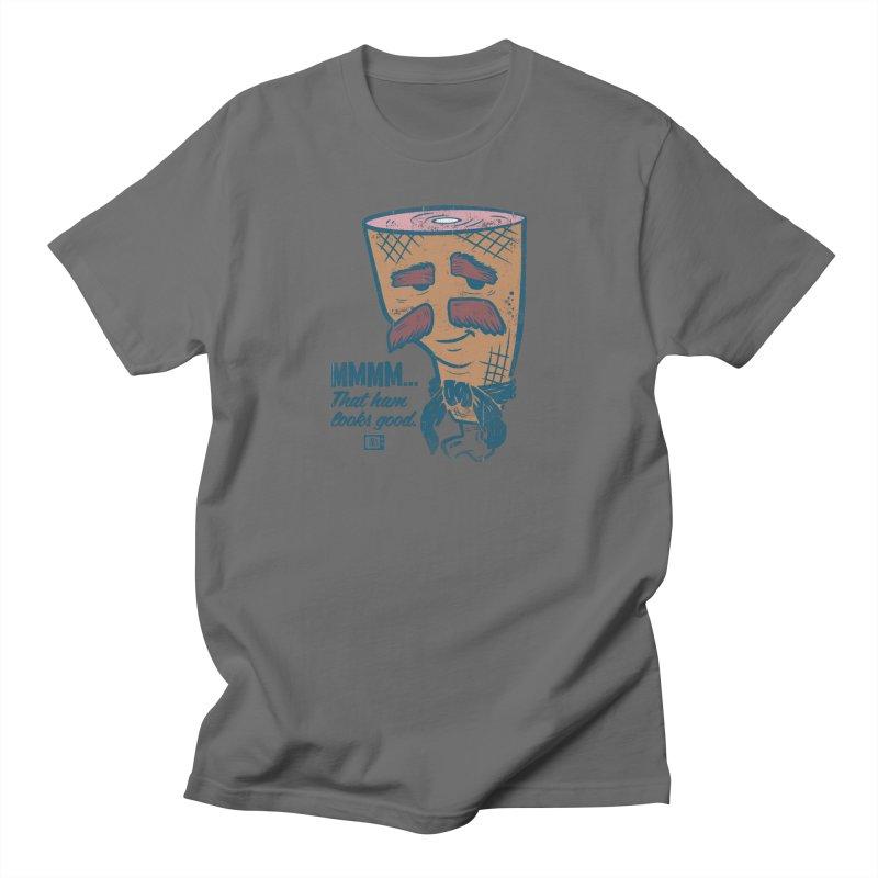 Sexy Ham Men's T-Shirt by Saturday Morning Society