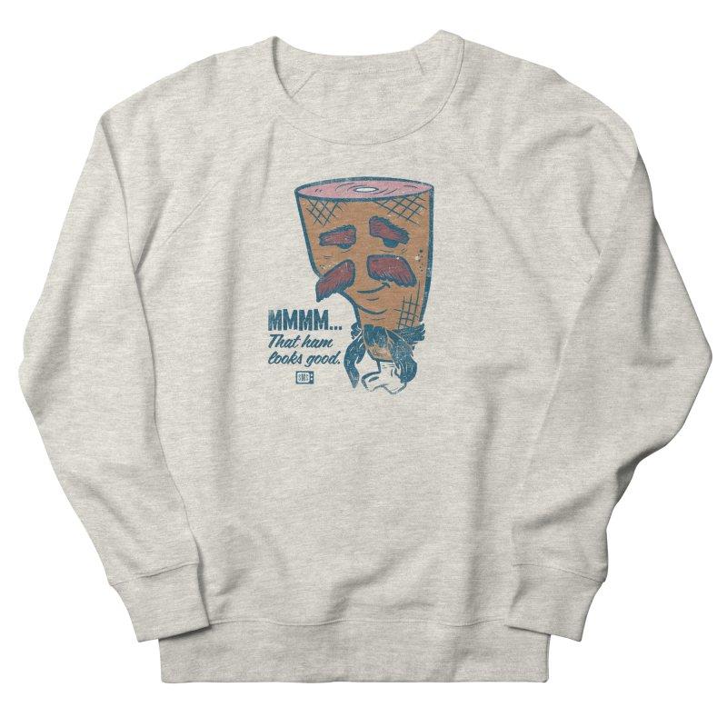 Sexy Ham Men's Sweatshirt by Saturday Morning Society