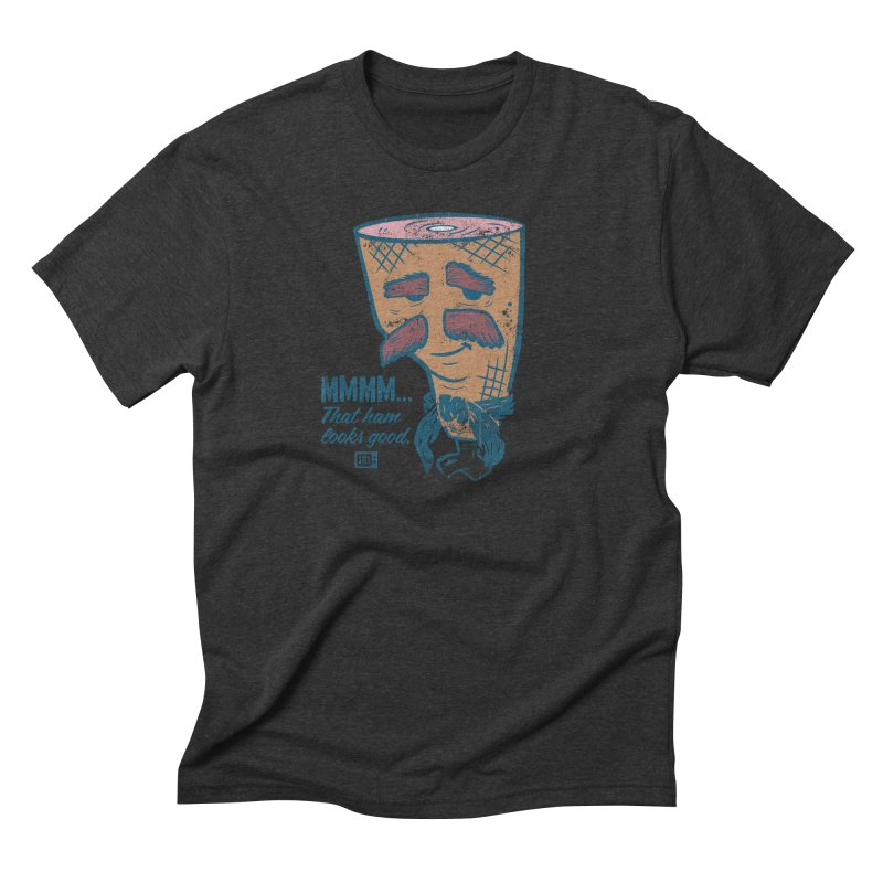 Sexy Ham Men's T-Shirt by Saturday Morning Society