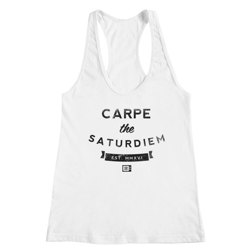 Carpe the Saturdiem Women's Tank by Saturday Morning Society