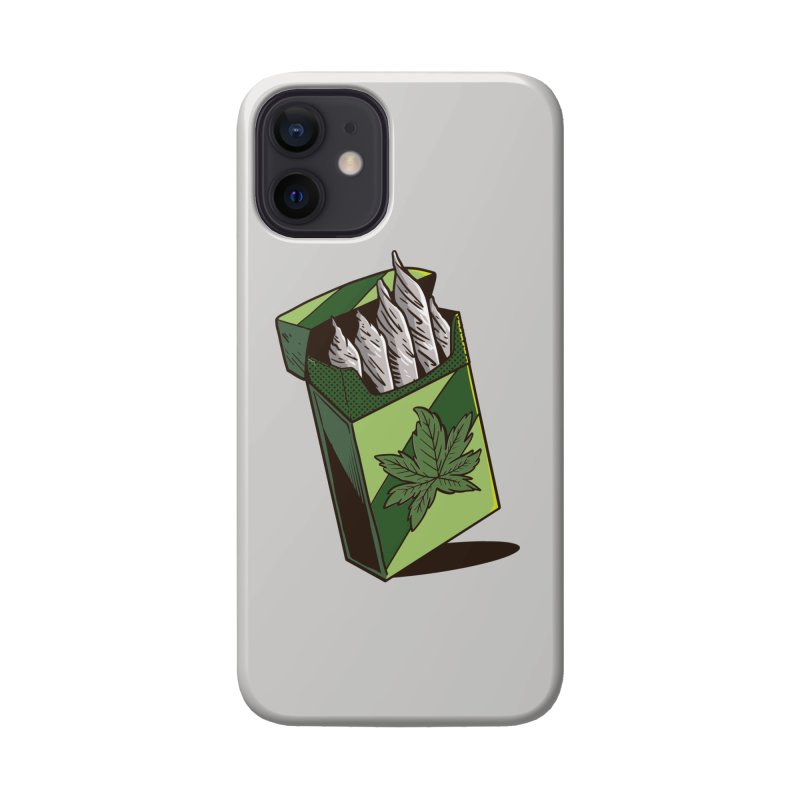 Pack Of Joints Accessories Phone Case by Saucy Robot