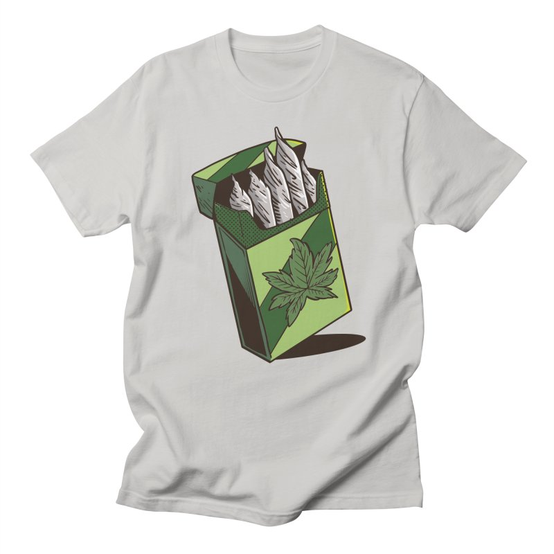 Pack Of Joints Men's T-Shirt by Saucy Robot
