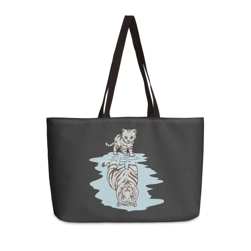 Wild Life Accessories Bag by Saucy Robot