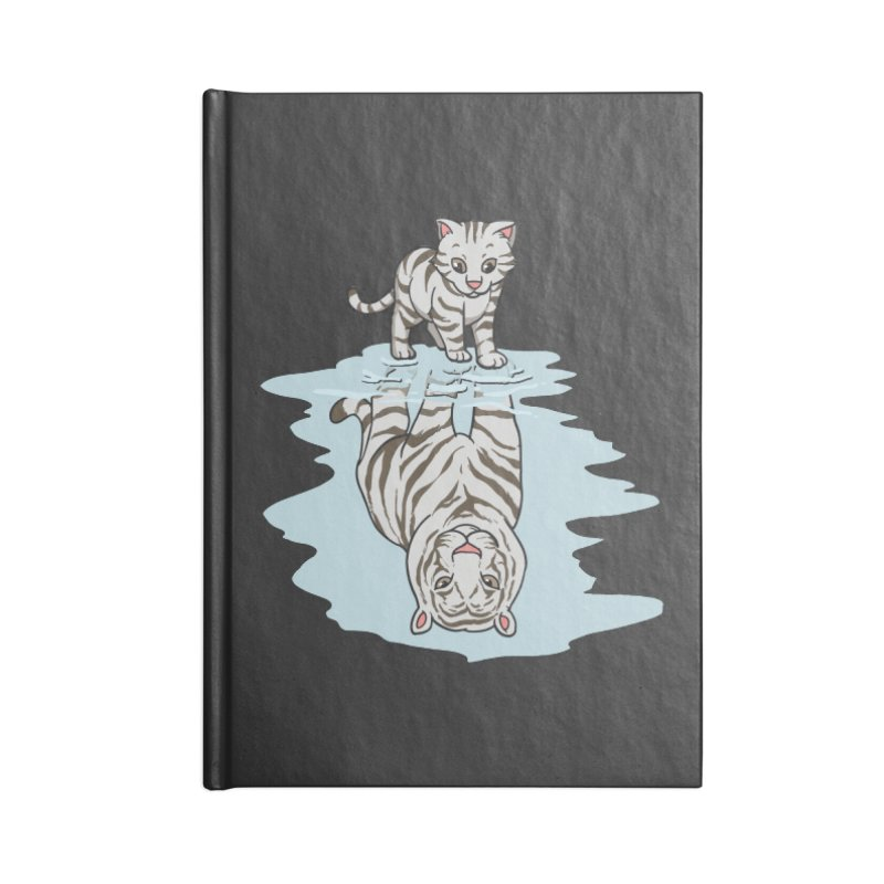 Wild Life Accessories Notebook by Saucy Robot