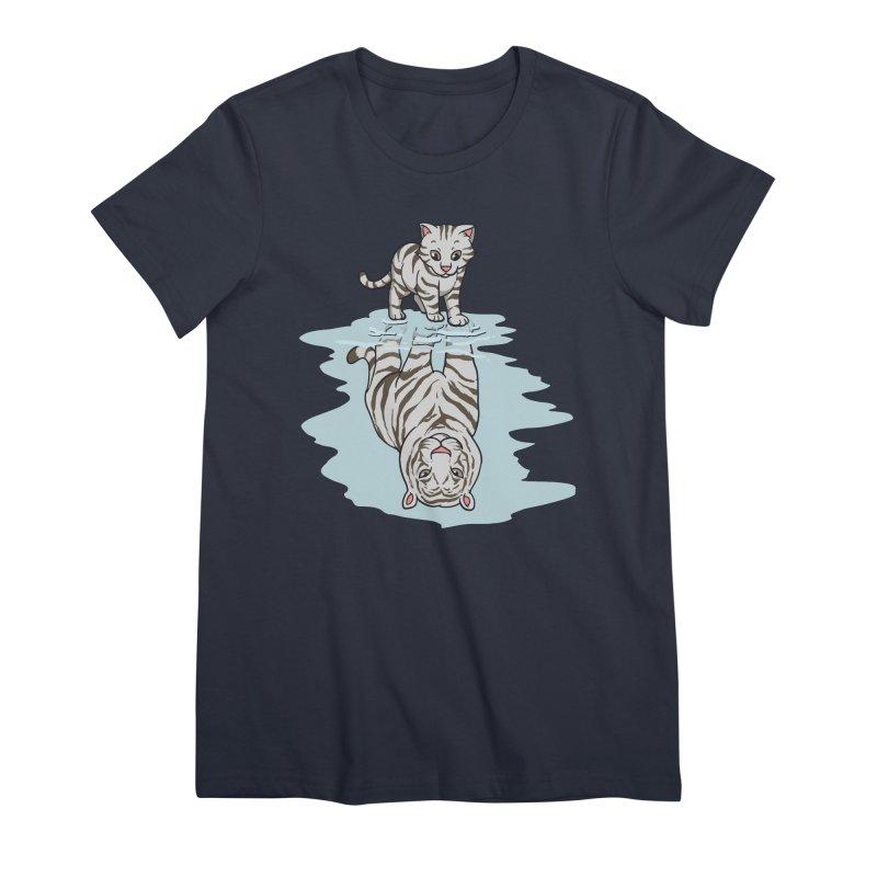 Wild Life Women's T-Shirt by Saucy Robot