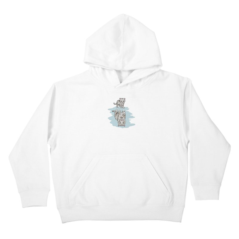 Wild Life Kids Pullover Hoody by Saucy Robot
