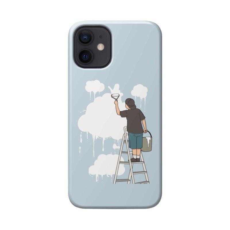 Cloud Painter Accessories Phone Case by Saucy Robot