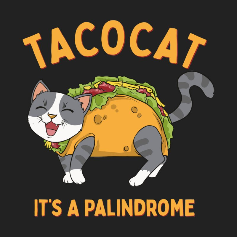 Tacocat Home Fine Art Print by Saucy Robot