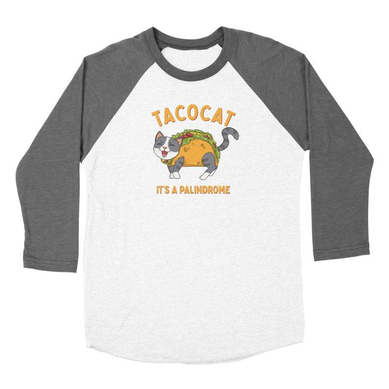 Tacocat Women's Longsleeve T-Shirt by Saucy Robot