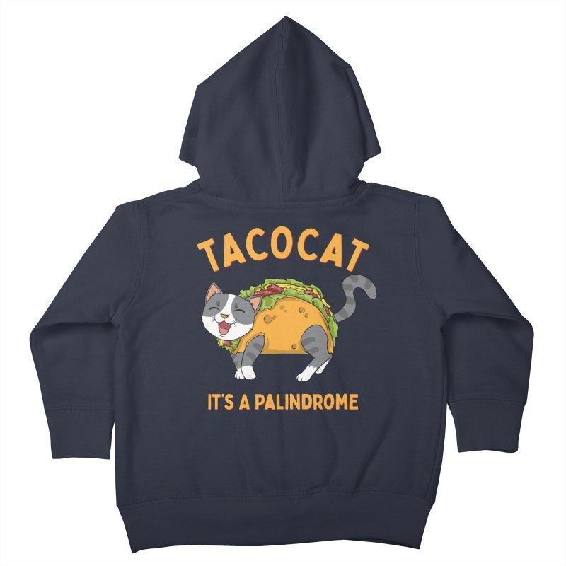 Tacocat Kids Toddler Zip-Up Hoody by Saucy Robot