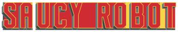 Saucy Robot Logo