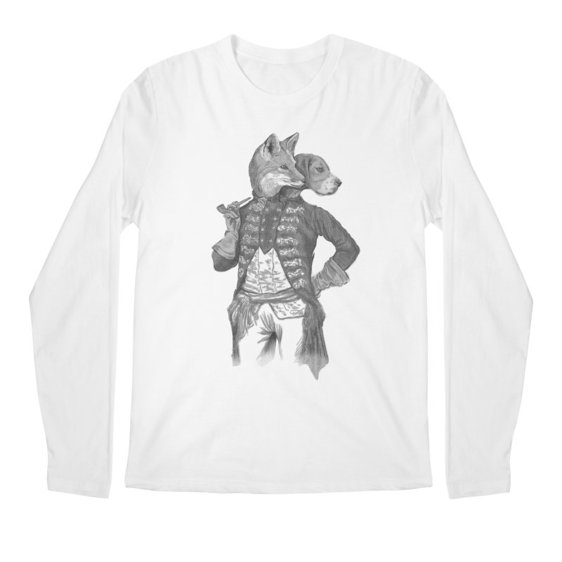Living Together Men's Longsleeve T-Shirt by Saulo Alonso's Artist Shop