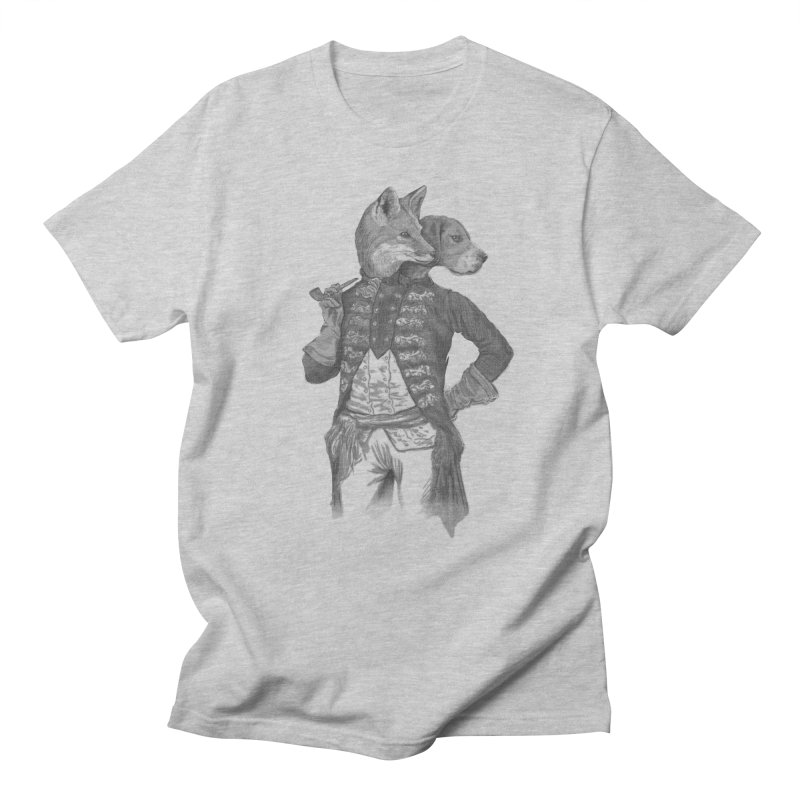 Living Together Men's T-Shirt by Saulo Alonso's Artist Shop