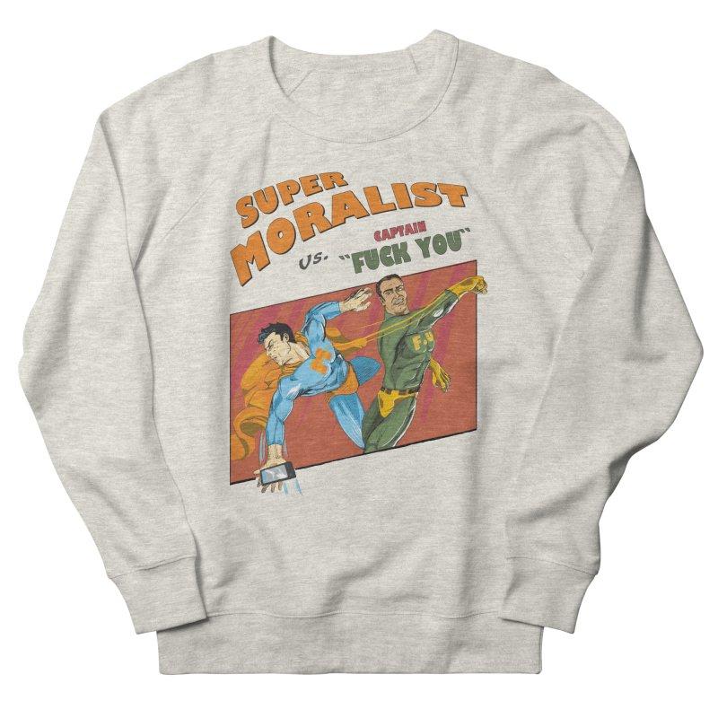 F.U. Women's Sweatshirt by Saulo Alonso's Artist Shop
