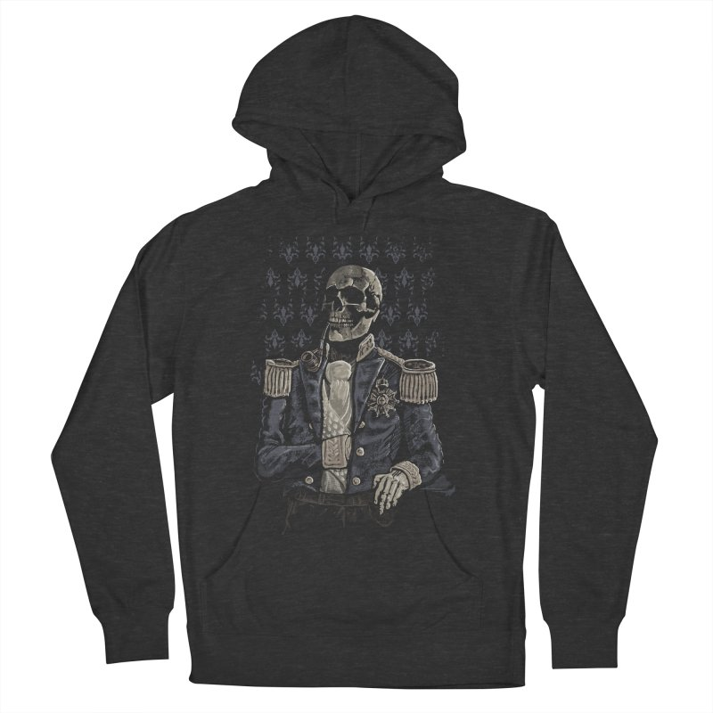 Imperial Style Men's Pullover Hoody by Saulo Alonso's Artist Shop