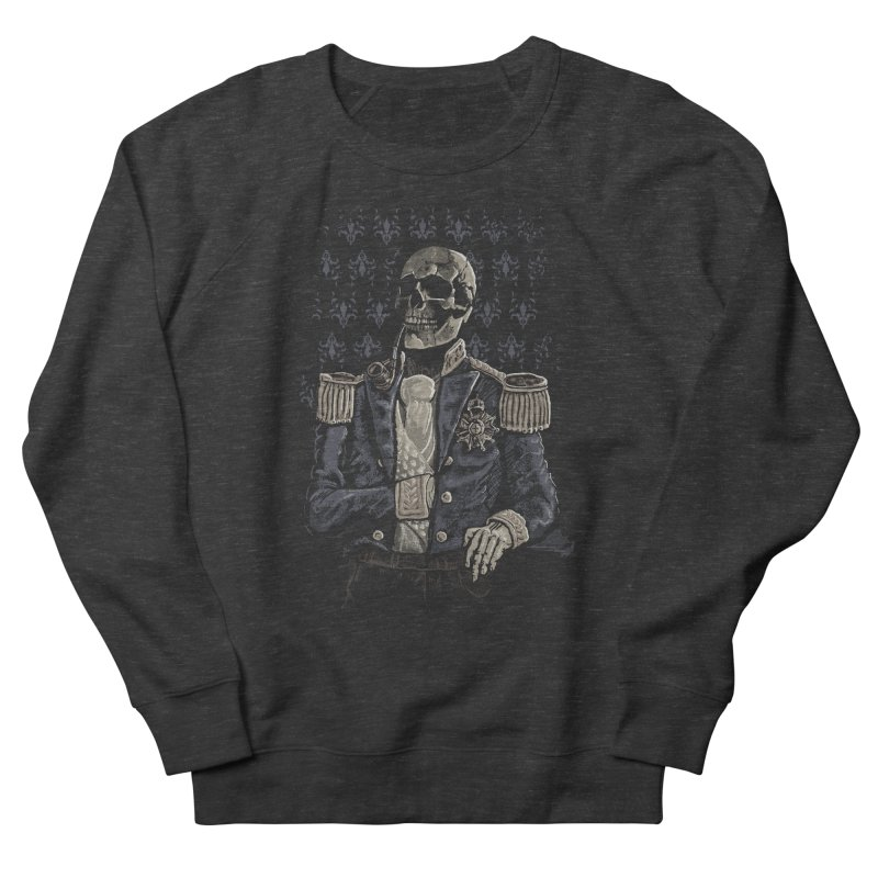 Imperial Style Women's Sweatshirt by Saulo Alonso's Artist Shop
