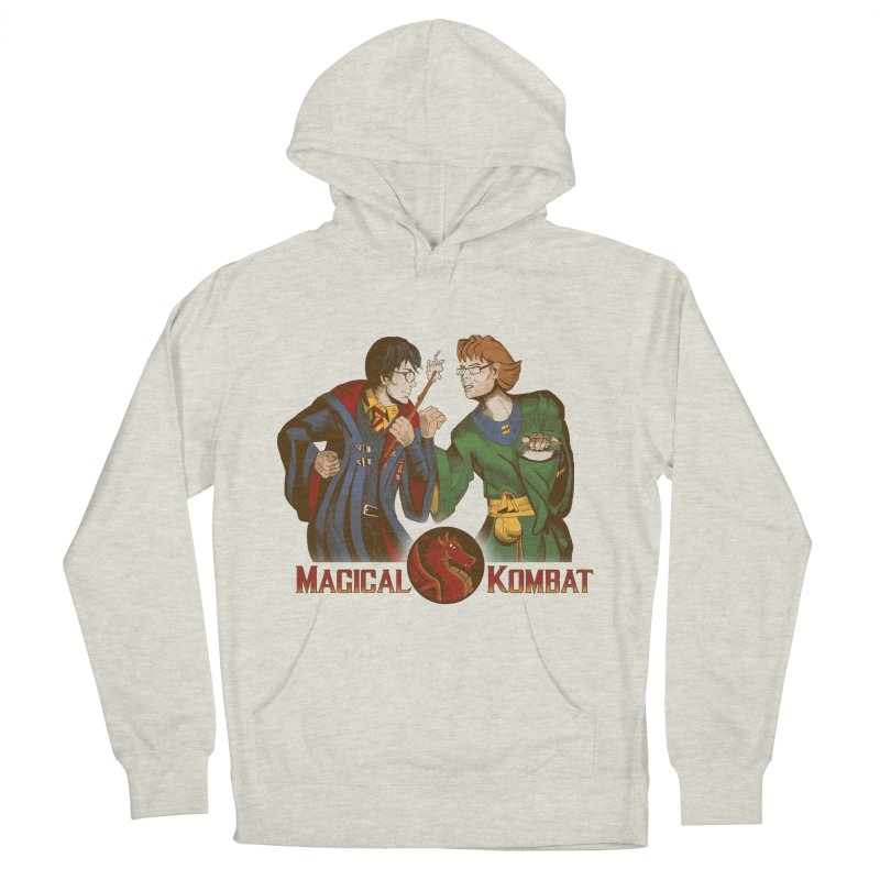 Magical Kombat Women's Pullover Hoody by Saulo Alonso's Artist Shop