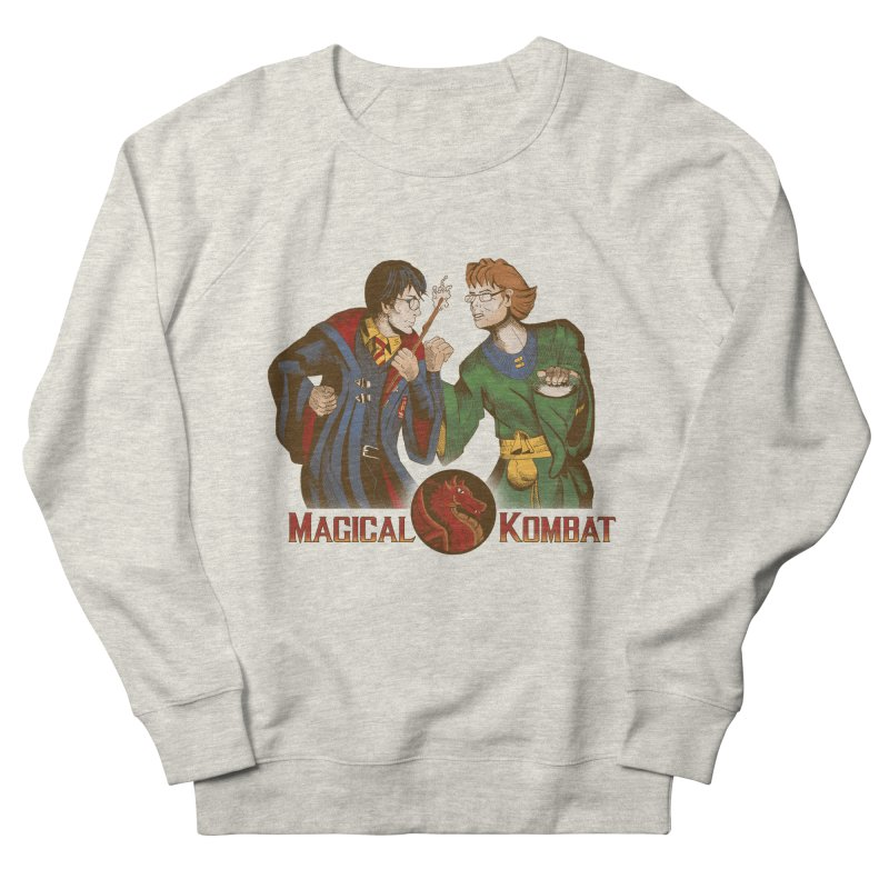 Magical Kombat Women's Sweatshirt by Saulo Alonso's Artist Shop
