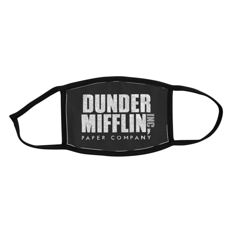 Dunder Mifflin Accessories Face Mask by sausagekingofchicago's Artist Shop