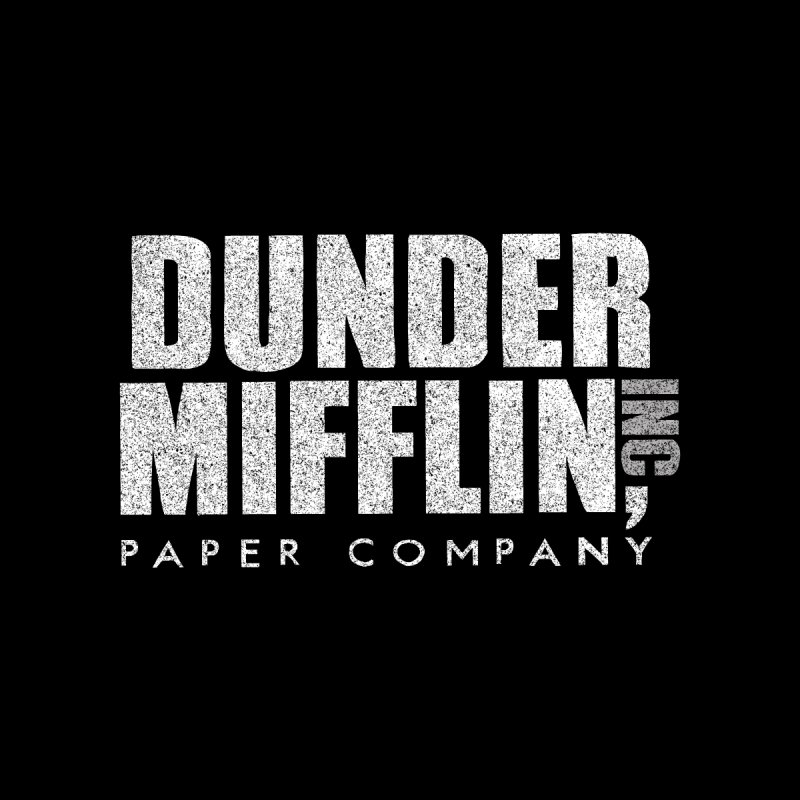 Dunder Mifflin Accessories Mug by sausagekingofchicago's Artist Shop