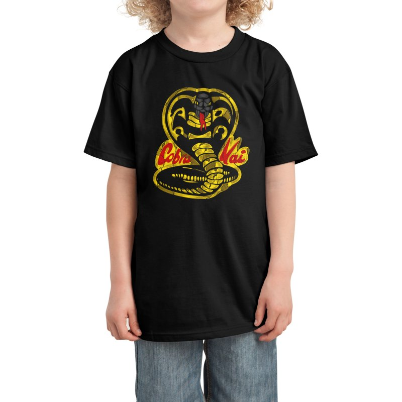 Cobra Kai Kids T-Shirt by sausagekingofchicago's Artist Shop