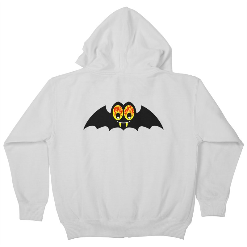 Savage Monsters Sky Spy Kids Zip-Up Hoody by SavageMonsters's Artist Shop