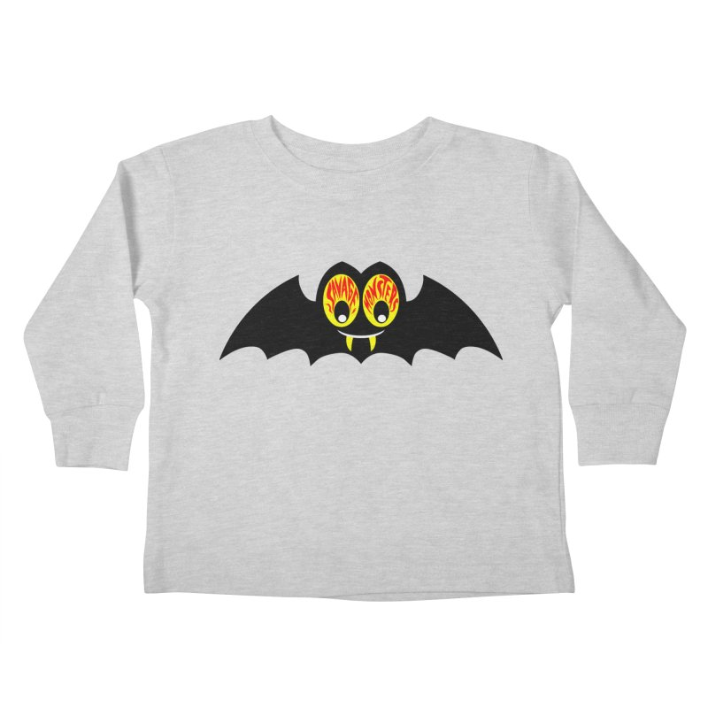Savage Monsters Sky Spy Kids Toddler Longsleeve T-Shirt by SavageMonsters's Artist Shop