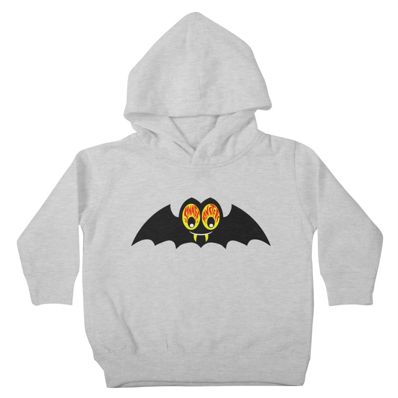 Savage Monsters Sky Spy Kids Toddler Pullover Hoody by SavageMonsters's Artist Shop