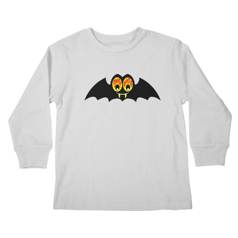 Savage Monsters Sky Spy Kids Longsleeve T-Shirt by SavageMonsters's Artist Shop
