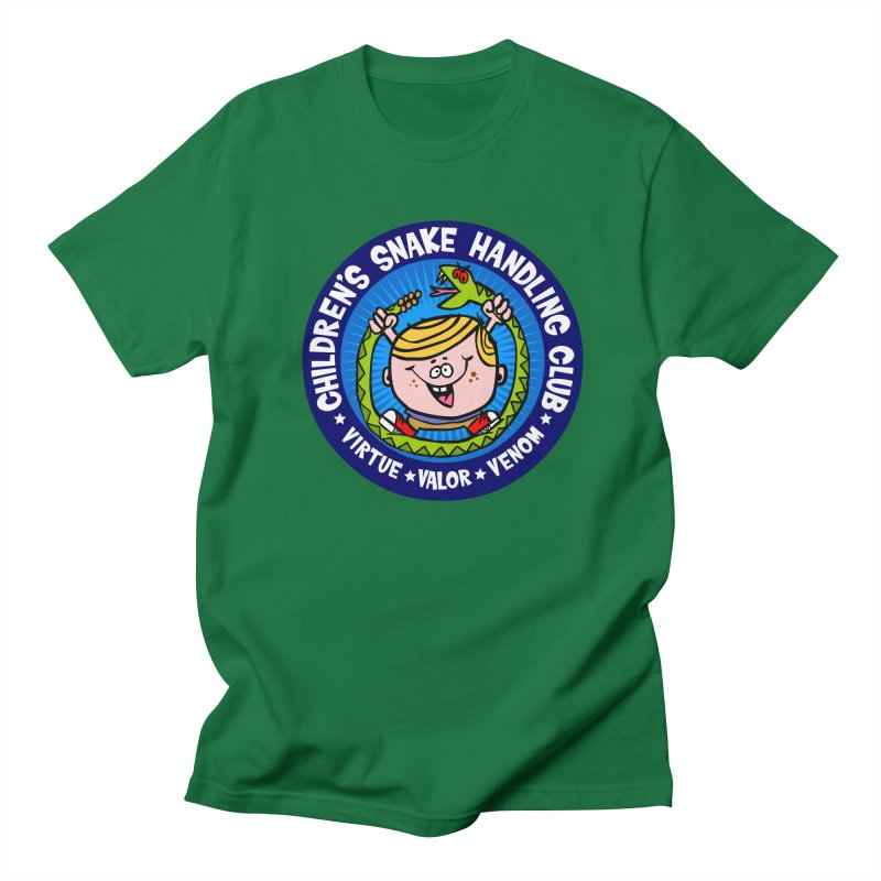 Children's Snake Handling Club   by SavageMonsters's Artist Shop
