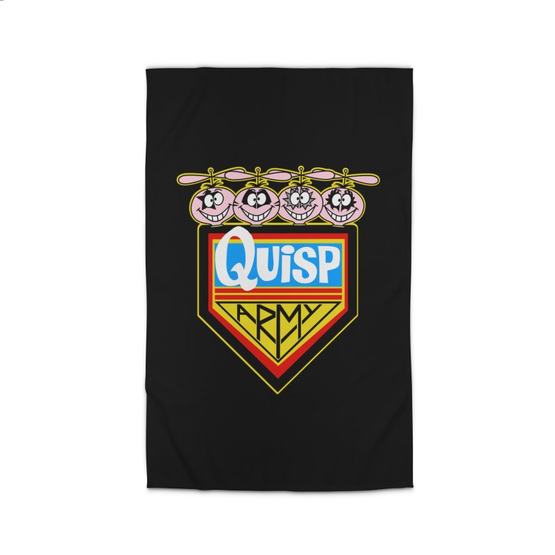Quisp Army Home Rug by SavageMonsters's Artist Shop