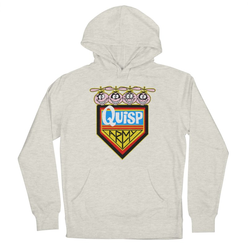Quisp Army Women's Pullover Hoody by SavageMonsters's Artist Shop
