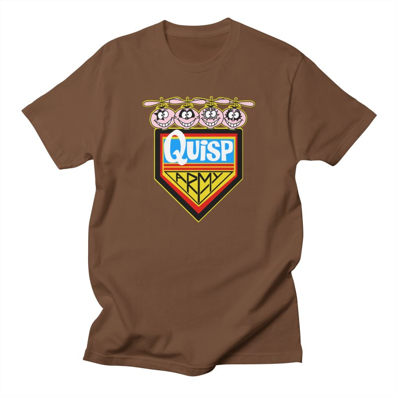 Quisp Army Men's T-shirt by SavageMonsters's Artist Shop